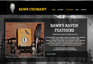 Bawb's Raven Feathers - The Website